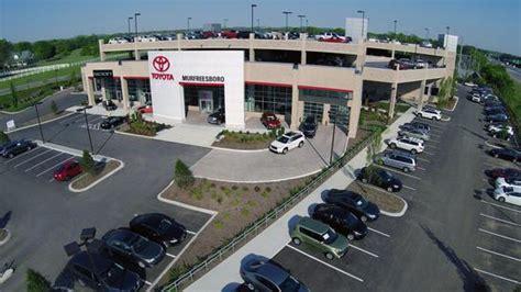 Toyota Of Murfreesboro Service Toyota Of Murfreesboro Car Dealership In Murfreesboro Tn