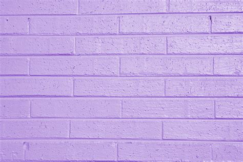 Flieder Farbe Wand by Lilac Or Lavender Painted Brick Wall Texture Picture