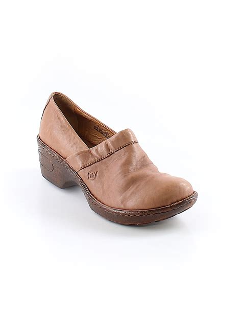 born handcrafted footwear mule clog 68 only on thredup