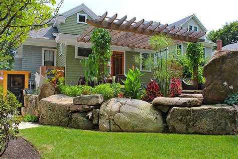 houde home construction hales landscaping york me portsmouth