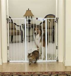 Gate With Door tallest big walk thru gate baby pet cat