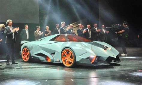 FOTOGALERÍA: El Lamborghini Egoísta, la nueva joya del