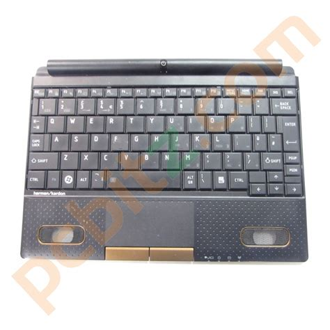 Keyboard Laptop Toshiba Nb520 toshiba nb520 108 palm rest and keyboard no motherboard ebay
