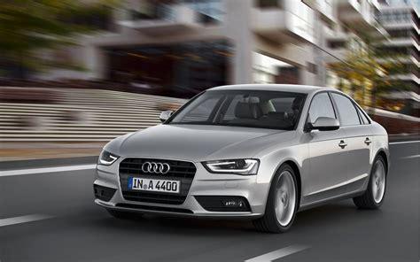 Audi A4 2013 2013 audi a4 s4 drive motor trend