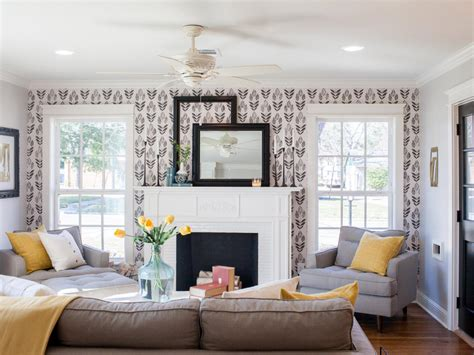 Hgtv Furniture Living Room Photos Hgtv S Fixer With Chip And Joanna Gaines Hgtv
