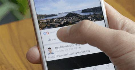 facebook  finally launching   emoji reactions buttons