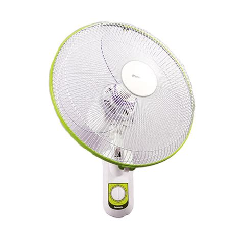 Kipas Angin Rotary Panasonic jual panasonic wall fan eu 409 kipas angin harga