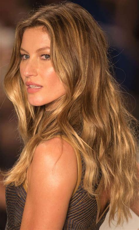 ecaille hair trends for 2015 gisele b 252 ndchen ecaille hair color for 2016 hair