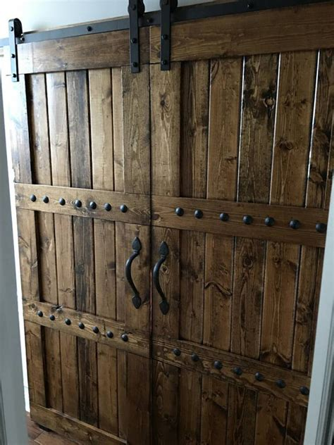 barn style front door interior barn door package doors sliding