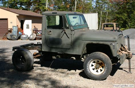 Jeep Cj10 For Sale Used Jeeps And Jeep Parts For Sale Cj10a Tug