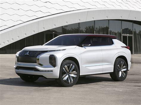 2020 Mitsubishi Outlander by Mitsubishi Outlander появится в 2020 году колеса ру
