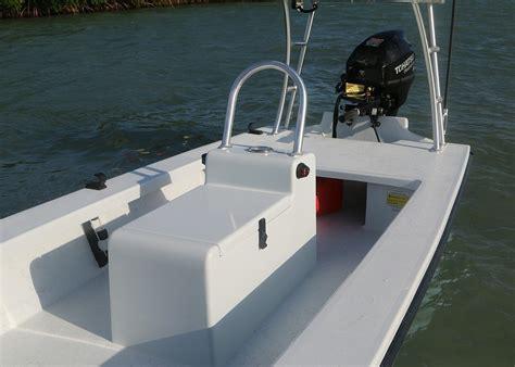 skiff grab bar console available options ankona boats