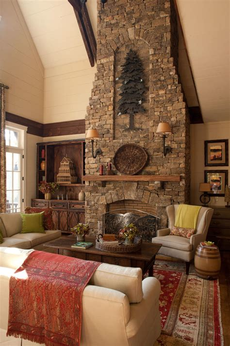 Living Room And Family Room Ideas - 106 living room decorating ideas southern living