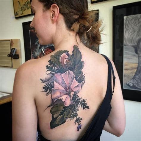 224 most attractive flower tattoos and their meanings may