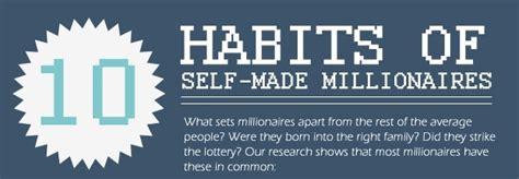 10 habits of self made millionaires holistic hub websites
