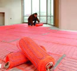suntouch underfloor heating mats 9 5 by suntouch floor