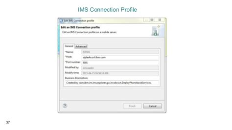 ims mobile ims mobile feature pack and z os connect overview