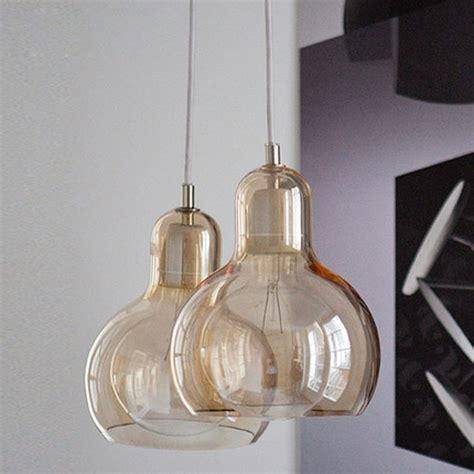 glass kitchen pendant lights aliexpress buy modern glass pendant lights