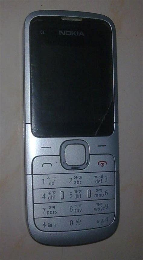 Casing Nokia C1 1 file nokia c1 jpg