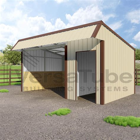 Building A Loafing Shed by Single Slope Loafing Shed 12 X 18 X 10 8 Barn Or