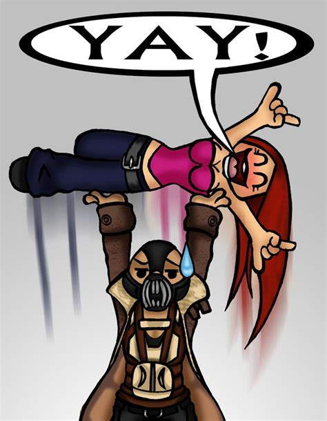 bench press me bench press me bane x by tilly monster on deviantart