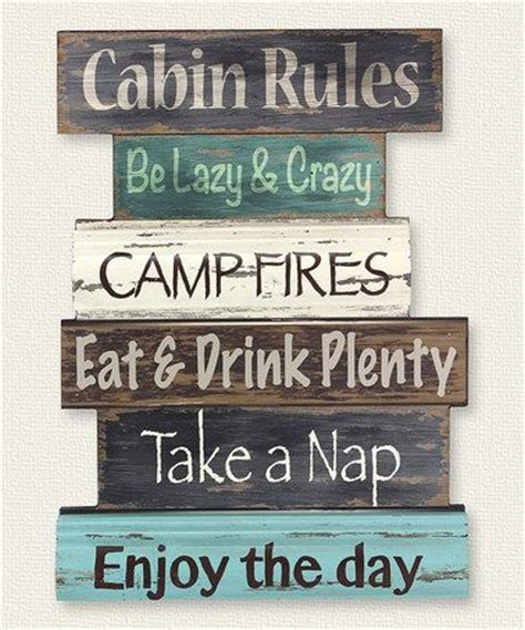 Wood Signs For Cabins by Cabin Wood Wall Sign Wall Signs Wood Walls And