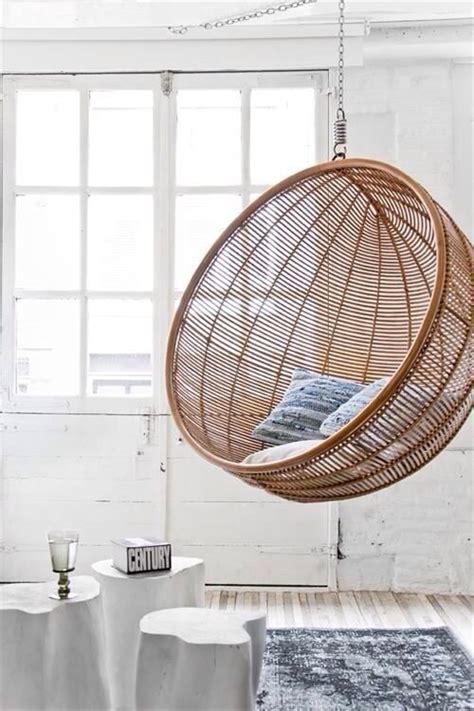 siege oeuf suspendu fauteuil suspendu balancelle d 233 co design et cocooning