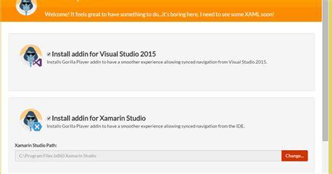 xamarin installation tutorial bring it on xamarin tutorial xamarin forms designer