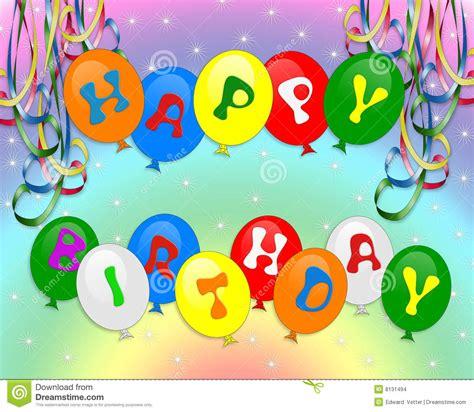 zelf l maken ballon de gelukkige uitnodiging van de ballons van de verjaardag