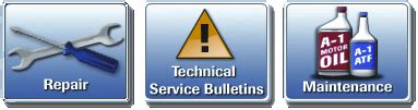 tsb s technical service bulletins freeautomechanic