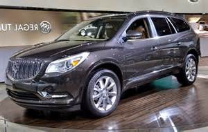 2015 Buick Enclave 2015 Buick Enclave Reved Shaw Gmc