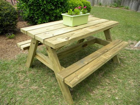 picnic bench and table plans picnic table plans for a perfect weekend project