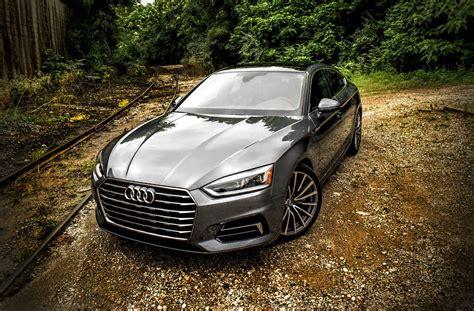 Audi A5 Sedan by 2018 Audi A5 Sportback 2 0t Review Luxury Sedan Meets
