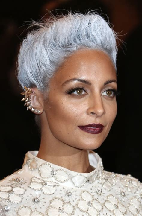 texlax hair styles for mature afro american women older african american women with natural gray hair