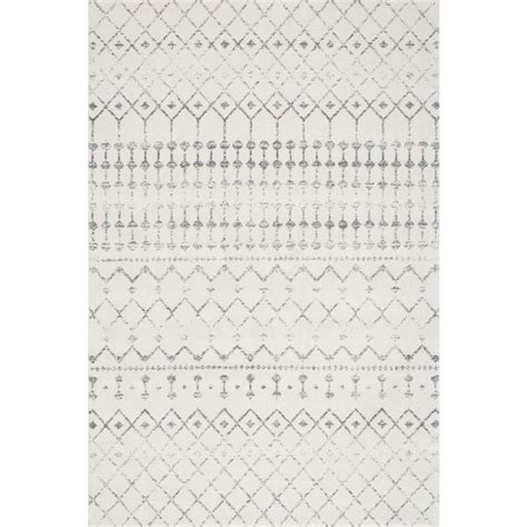 9 ft rugs nuloom blythe grey 9 ft x 12 ft area rug rzbd16a 9012