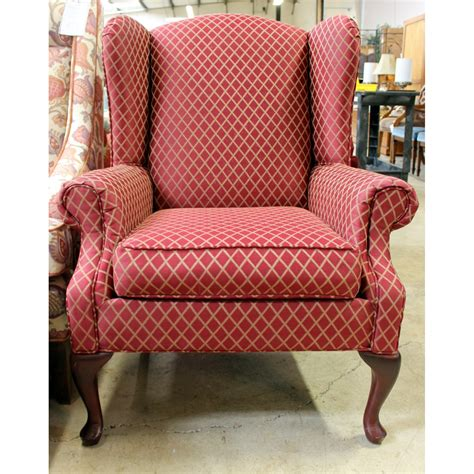 wingback accent chair wingback occasional chairs chairs seating