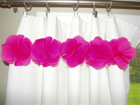 hot pink curtains for nursery 52 best girl bedroom ideas images on pinterest bedroom