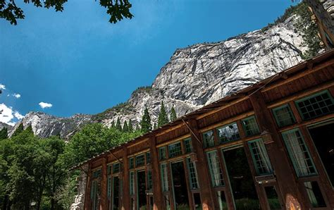 The Ahwahnee Hotel Dining Room Yosemite Hotels New Names See The World