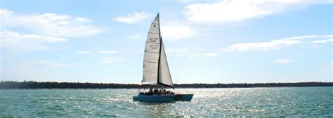 catamaran sailing marco island off the hook adventures marco island sailing catamaran