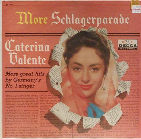 caterina valente calypso caterina valente more schlagerparade donkey show