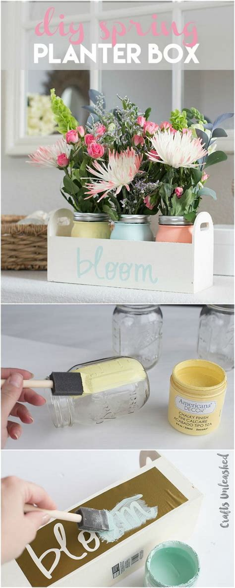 spring diy easy diy spring decoration ideas listing more