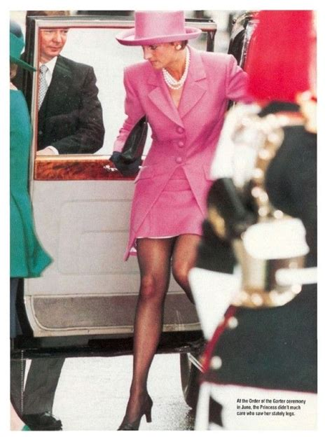 princess diana pinterest fans at the order of the garter ceremony in june the late