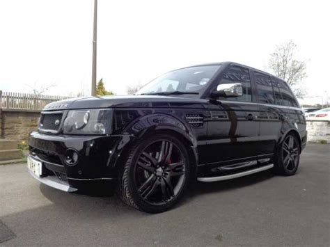 range rover autobiography rims 2006 range rover sport 2 7 tdv6 hse autobiography upgrade