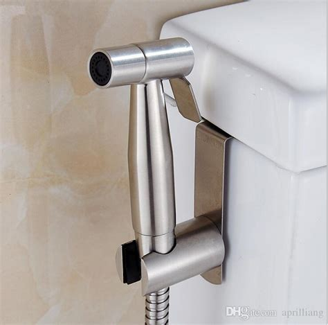 Toilet Douche Attachment by High Quality Bathroom Hand Held Toilet Bidet Sprayer