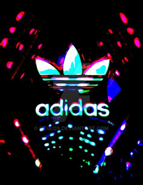adidas wallpapers neon adidas neon night by stulos on deviantart