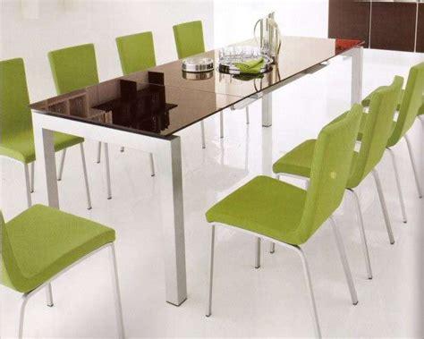 tavolo con sedie moderno abbinare tavolo e sedie foto design mag