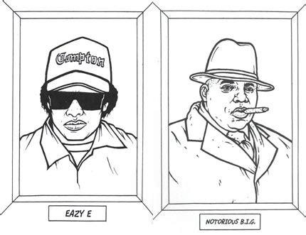 gangsta rap coloring book gangsta rap coloring book boing boing
