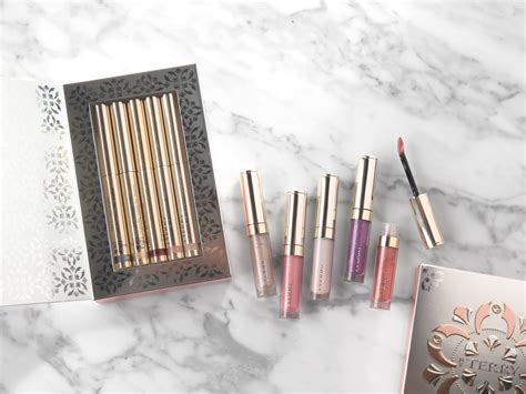by terry impearlious ombre blackstar gift collection by terry impearlious baume de rose and ombre blackstar