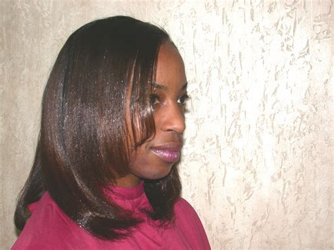 relaxed color majority of african american women use relaxers to achieve