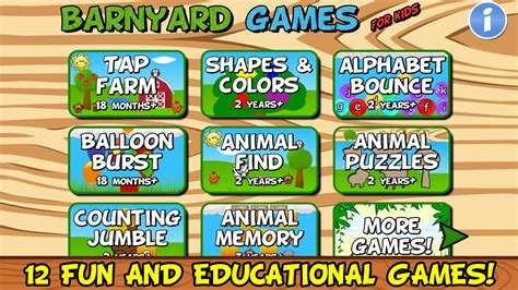 educational games download free full version for pc barnyard games for kids free android apps on google play